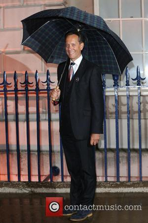 Richard E. Grant - London Fashion Week Autumn/Winter 2014 - Creative London Party hosted by the British Fashion Council, British...
