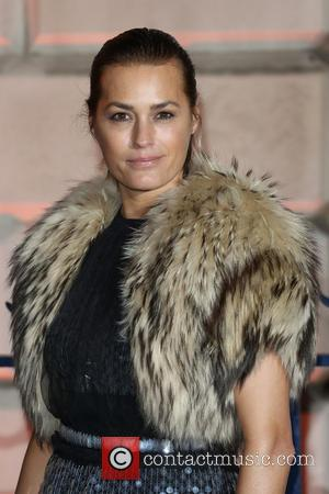 Yasmin Le Bon - London Fashion Week Autumn/Winter 2014 - Creative London Party hosted by the British Fashion Council, British...