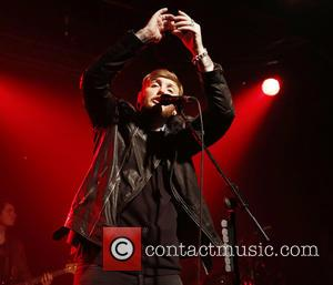 James Arthur - James Arthur performs live at Fritzclub - Berlin, Germany - Monday 17th February 2014