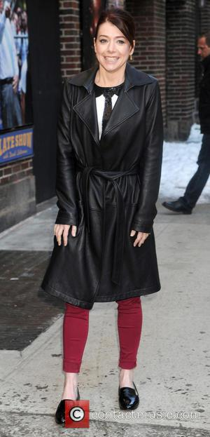 Alyson Hannigan - 'The Late Show with David Letterman' at the Ed Sullivan Theater - Arrivals - New York, New...