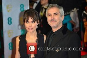 Alfonso Cuaron - EE British Academy Film Awards (BAFTA) 2014 held at the Royal Opera House - Arrivals - London,...