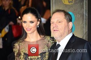 Harvey Weinstein and Guest