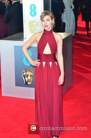 Imogen Poots - EE British Academy Film Awards (BAFTA) 2014 held at the Royal Opera House - Arrivals - London,...