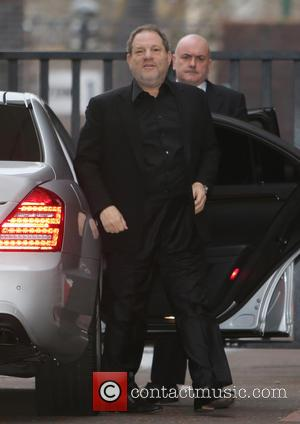 Harvey Weinstein - Harvey Weinstein outside ITV Studios - London, United Kingdom - Monday 17th February 2014
