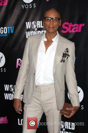 RuPaul and Andrew Charles - RuPaul's Drag Race Season 6 Premiere Party - Arrivals - Los Angeles, California, United States...