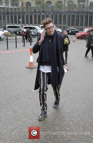 Henry Holland - London Fashion Week Autumn/Winter 2014 - Celebrity Sightings - London, United Kingdom - Tuesday 18th February 2014