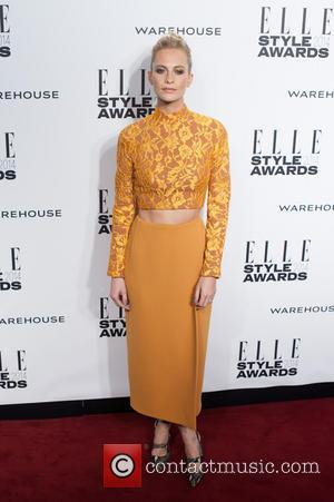 Poppy Delevingne - ELLE Style Awards held at One Embankment - Arrivals. - London, United Kingdom - Tuesday 18th February...