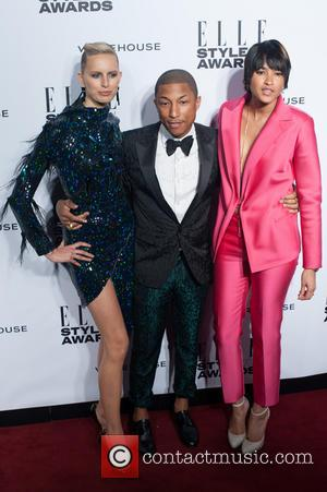 Pharrell Williams and Guests