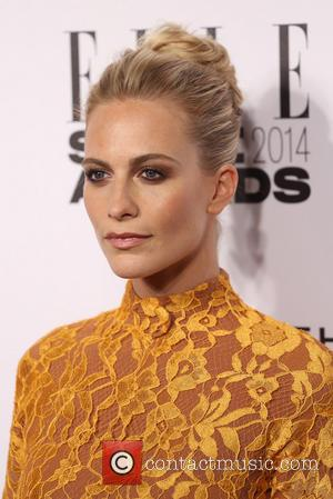 Poppy Delevingne - Elle Style Awards 2014 held at One Embankment - Arrivals - London, United Kingdom - Tuesday 18th...