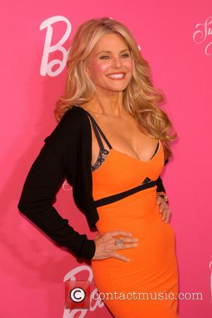 Christie Brinkley - Barbie Celebrates 50th Anniversary of Sport Illustraded Swimsuit - Red Carpet Arrivals - Manhattan, New York, United...