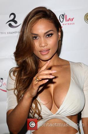 Daphne Joy - Los Angeles premiere of 'Basketball Wives LA' - Arrivals - Los Angeles, California, United States - Tuesday...