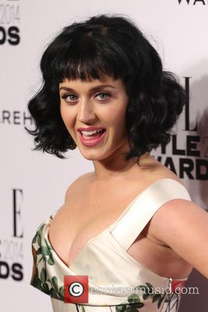 Katy Perry - ELLE Style Awards held at One Embankment - Arrivals - London, United Kingdom - Tuesday 18th February...