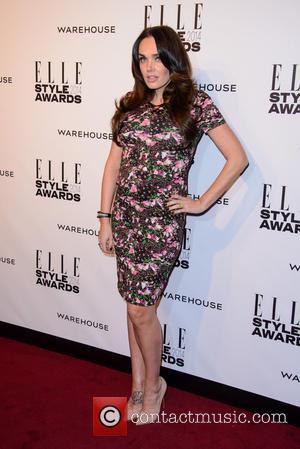 Tamara Ecclestone - ELLE Style Awards held at One Embankment - Arrivals - London, United Kingdom - Tuesday 18th February...