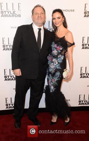 Georgina Chapman and Harvey Weinstein