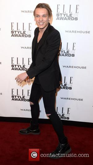 Jamie Campbell- Bower - ELLE Style Awards held at One Embankment - Arrivals - London, United Kingdom - Tuesday 18th...