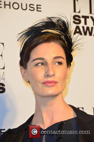 ERIN O'CONNOR - ELLE Style Awards held at One Embankment - Arrivals - London, United Kingdom - Tuesday 18th February...