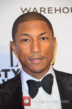 Pharrell Williams, Elle Style Awards