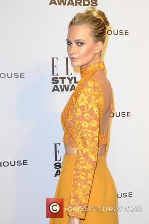 POPPY DELEVINGNE - ELLE Style Awards held at One Embankment - Arrivals - London, United Kingdom - Tuesday 18th February...