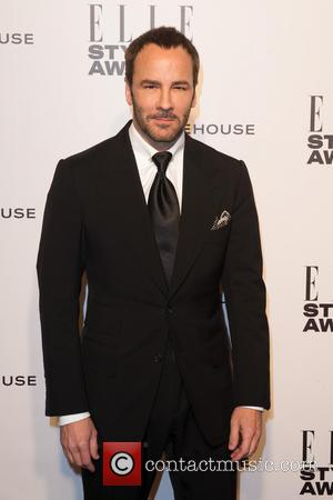 Tom Ford - ELLE Style Awards held at One Embankment - Arrivals - London, United Kingdom - Tuesday 18th February...