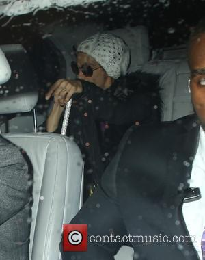 Prince - Prince gig at Ronnie Scott's in Soho - Outside Arrivals and departures - London, United Kingdom - Tuesday...