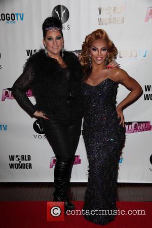 Michelle Visage and Shangela