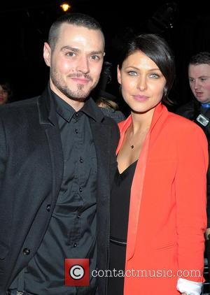 Matt Willis and Emma Willis - The BRIT Awards - Universal Music Brits after party hosted by Bacardi at Soho...