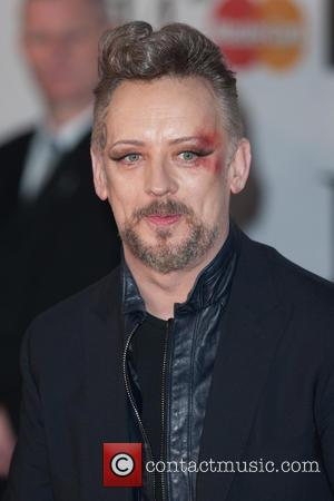 Boy George - The 2014 Master Card Brit Awards held at the O2 - Arrivals. - London, United Kingdom -...