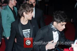 One Direction, Zayn Malik and Louis Tomlinson