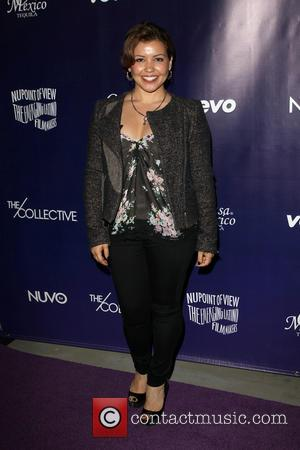 Justina Machado - NUVOtv's Spring Launch Premiere Party Powered By Vevo