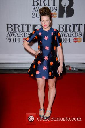 Annie Mac - The Brit Awards (Brit's) 2014 held at the O2 - Arrivals - London, United Kingdom - Wednesday...