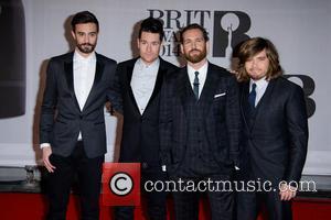 Chris Wood, Brit Awards, Bastille