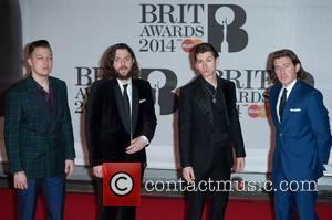 Arctic Monkeys, Alex Turner, Jamie Cook, Nick O'malley and Matt Helders
