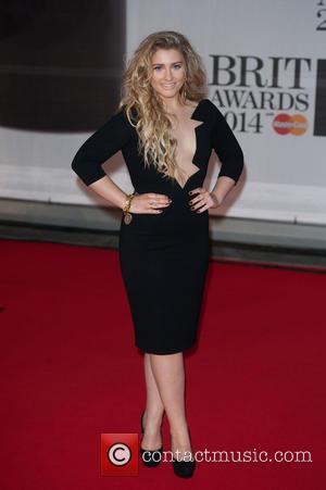 Ella Henderson - The 2014 Master Card Brit Awards held at the O2 - Arrivals. - London, United Kingdom -...