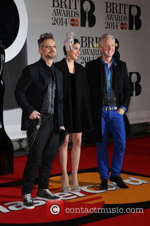 Boy George and Philip Treacy - The Brit Awards (Brit's) 2014 held at the O2 - Arrivals - London, United...