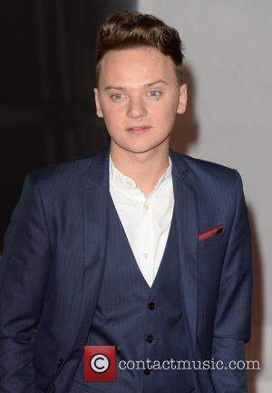 Conor Maynard - The Brit Awards (Brit's) 2014 held at the O2 - Arrivals - London, United Kingdom - Wednesday...