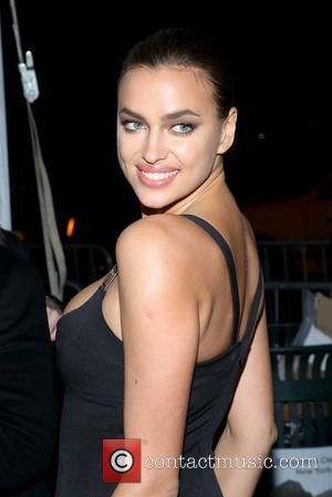 Irina Shayk - the Sports Illustrated Swimsuit 50 Years of Swim in NYC Celebration at the Sports Illustrated Swimsuit Beach...