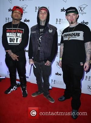 Kid Ink, Travis Barker and Paul Wall