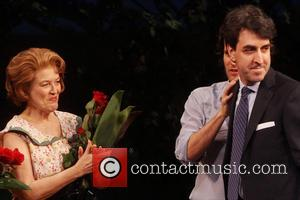 Cass Morgan, Steven Pasquale and Jason Robert Brown - Preview of Broadway's The Bridges of Madison County at the Schoenfeld...