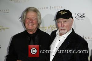 Dean Torrence and Mike Love