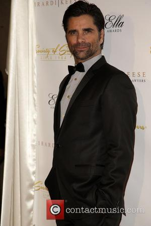 John Stamos - Celebrities attend 21st ELLA Awards at The Beverly Hilton Hotel. - Los Angeles, California, United States -...