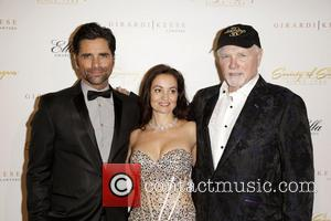 John Stamos, Jacquelyne Love and Mike Love