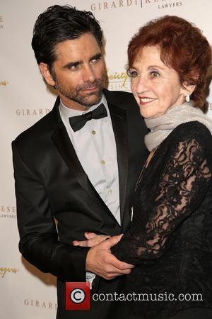 John Stamos and Loretta Stamos - Celebrities attend 21st ELLA Awards at The Beverly Hilton Hotel. - Los Angeles, California,...