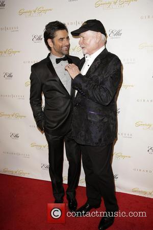 John Stamos and Mike Love - Celebrities attend 21st ELLA Awards at The Beverly Hilton Hotel. - Los Angeles, California,...