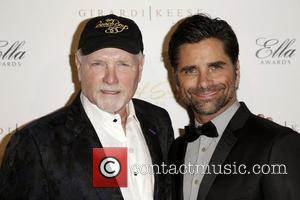 Mike Love and John Stamos - Celebrities attend 21st ELLA Awards at The Beverly Hilton Hotel. - Los Angeles, California,...