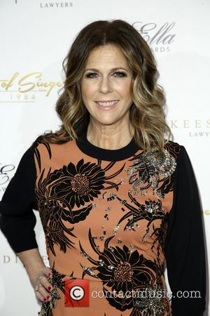 Rita Wilson - Celebrities attend 21st ELLA Awards at The Beverly Hilton Hotel. - Los Angeles, California, United States -...