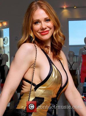 Maitland Ward - Mark Wong Nark Spring Collection photoshoot featuring Maitland Ward on Sunset Plaza in West Hollywood - Los...