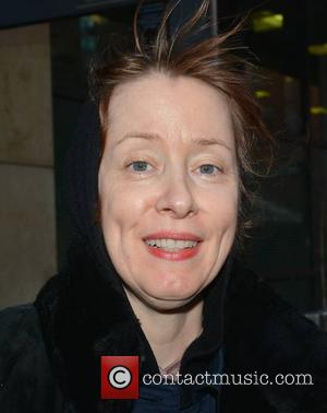 Suzanne Vega - American singer songwriter Suzanne Vega spotted at Today FM ahead of her concert in The Olympia Theatre...