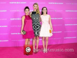 Sarah Hyland, Lucy Fry and Zoey Deutch