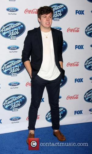 Alex Preston - American Idol Season 13 finalists party held at Fig & Olive in West Holywood - Arrivals -...