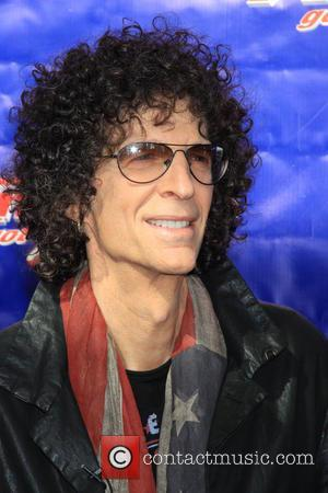 Howard Stern - Season 9 of America's Got Talent First Taped Auditions with Judges at the New Jersey Performing Arts...